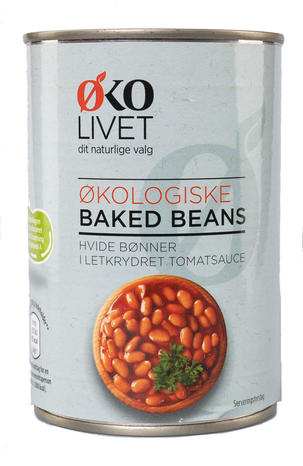 Red Kidney beans 410 g (can) BIO
